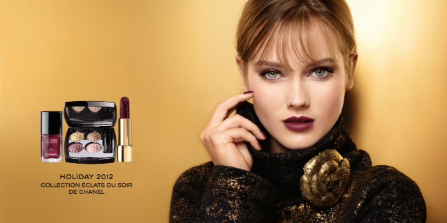 collection fete 2012 Chanel-maquillage des fetes-couleur-tendances
