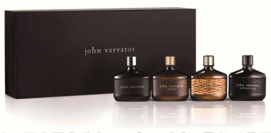 john varvatos coffret parfum