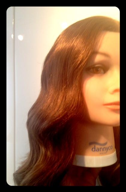ondulations coiffure