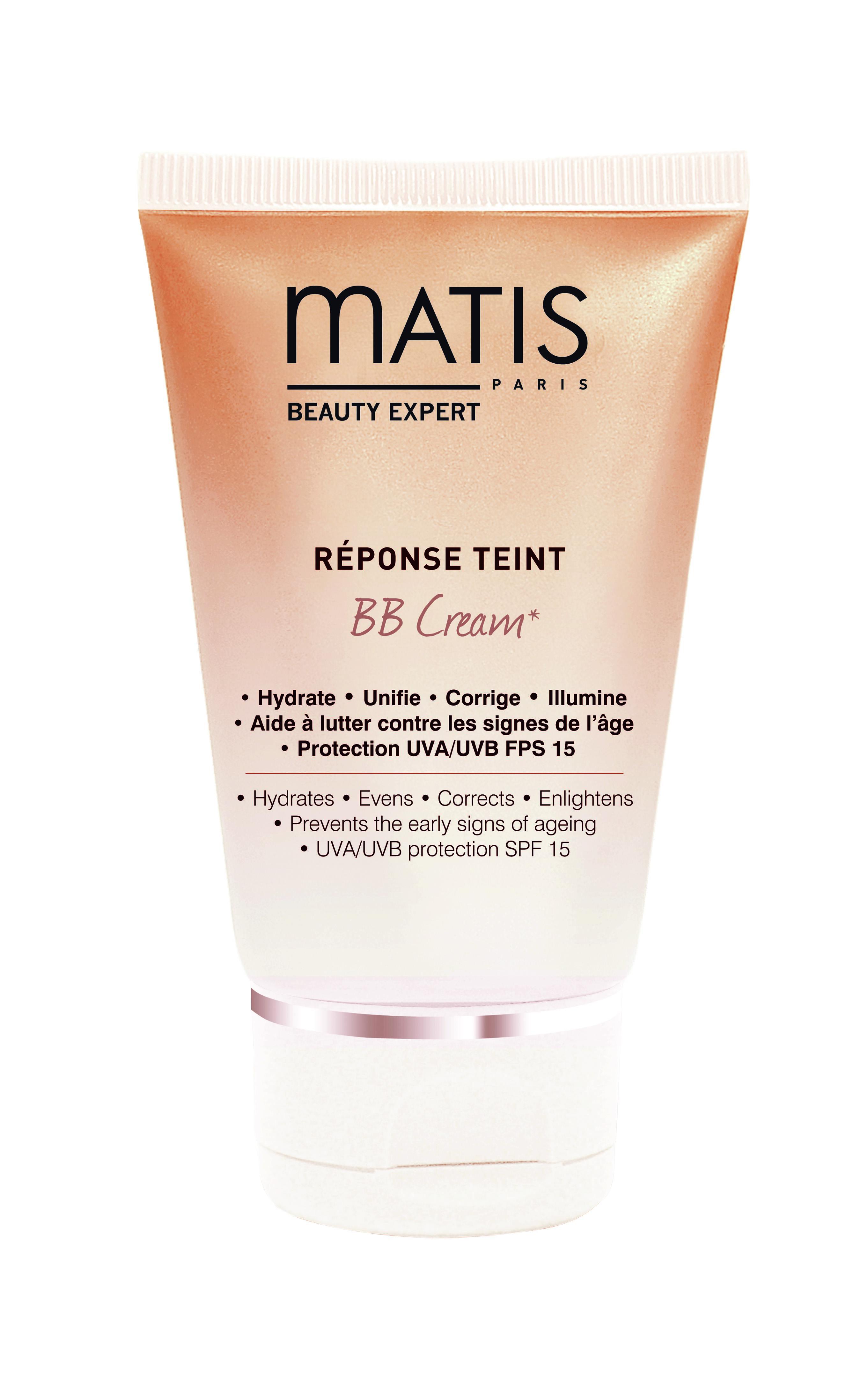 BB Cream-Reponse Teint-Matis-BB creme