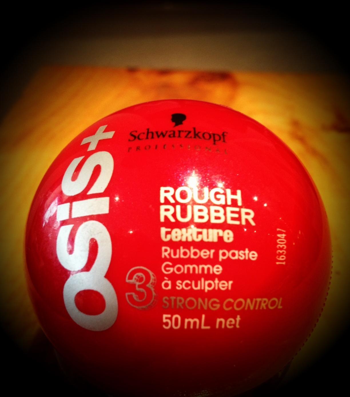 Rough Rubber Osis-Gomme à Sculter