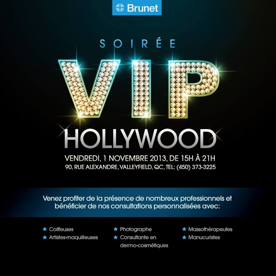 VIP Valleyfield 1 er Novembre 2013