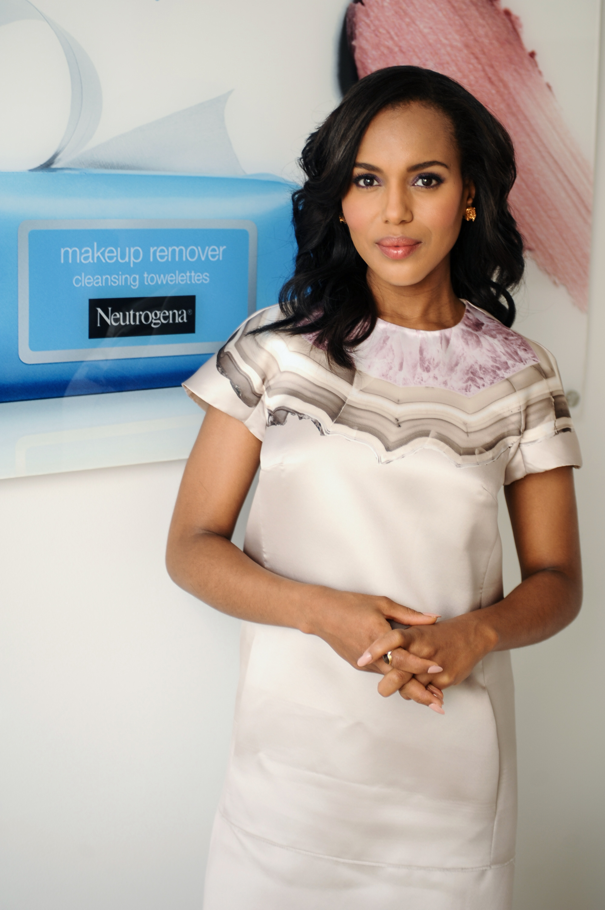 Kerry-Washington- NEUTROGENA
