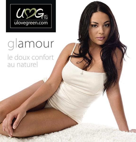 U LOVE GREEN - sous-vêtements bios fabriqués au Québec