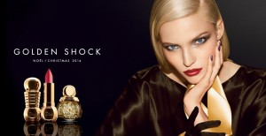 collection de Noel Dior Golden Shock!