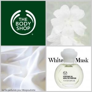white musk par Clarisse Monereau