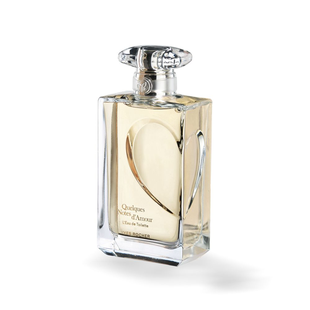 Quelques Notes d'Amour - L'Eau de Toilette 75 ml