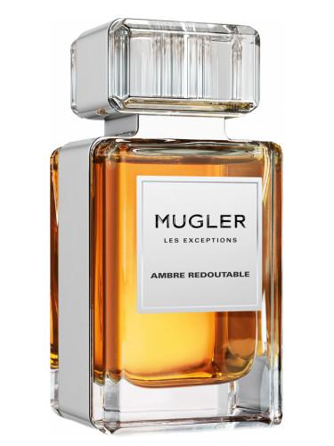 Mugler – Les Exceptions Ambre redoutable, parfum unisexe